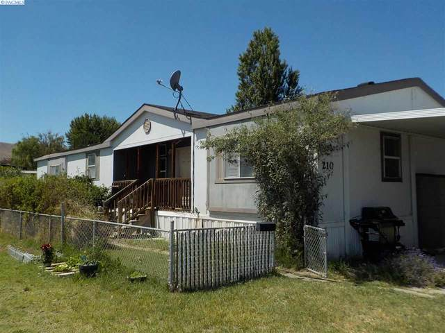 210 Crestwood Drive, Richland, WA 99352 (MLS #245929) :: Tri-Cities Life