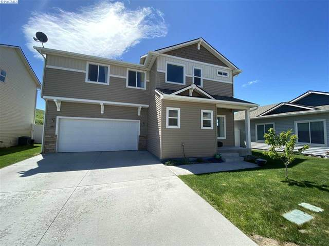 1453 SW Sagebrush Lane, Pullman, WA 99163 (MLS #245939) :: Tri-Cities Life
