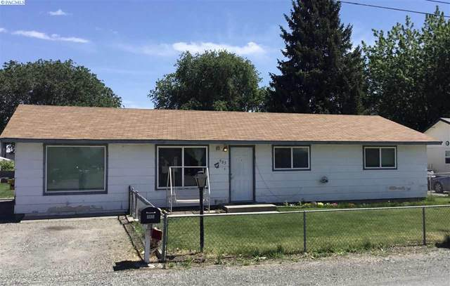 905 Rd 34, Pasco, WA 99301 (MLS #245942) :: Community Real Estate Group