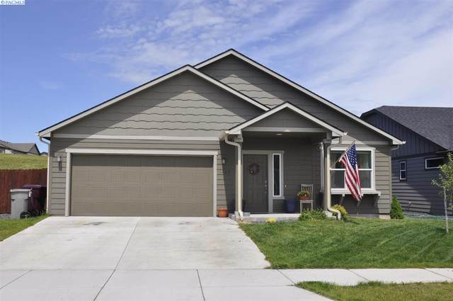 1660 SW Panorama Dr, Pullman, WA 99163 (MLS #245945) :: Tri-Cities Life
