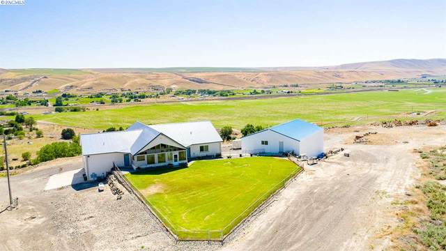 61910 E Solar Prne, Benton City, WA 99320 (MLS #245955) :: Premier Solutions Realty