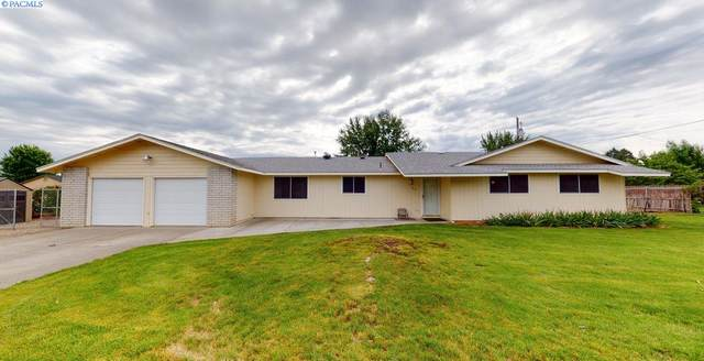 817 N Road 50, Pasco, WA 99301 (MLS #245972) :: Community Real Estate Group