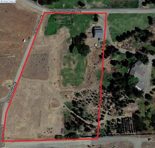 NKA N Harrington Rd, West Richland, WA 99353 (MLS #245973) :: Tri-Cities Life