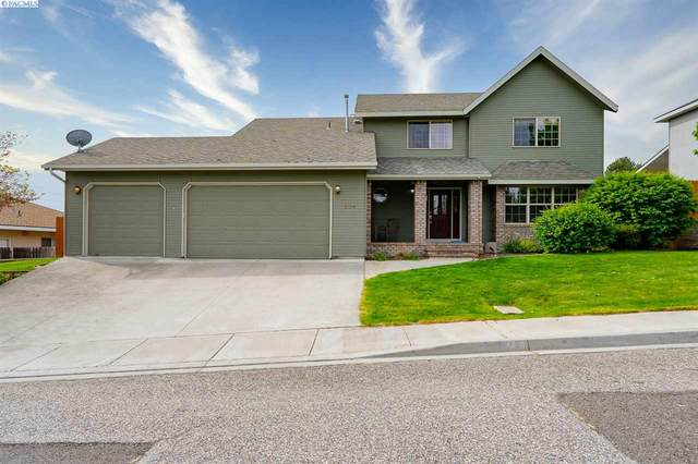 109 View Meadows Ct, Richland, WA 99352 (MLS #245980) :: Community Real Estate Group