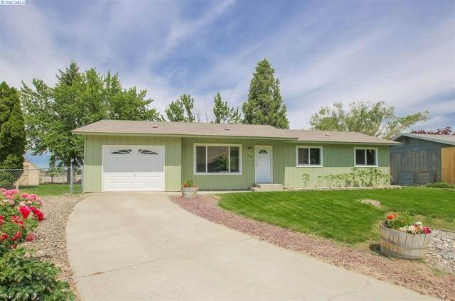 100 Walker Place, Prosser, WA 99350 (MLS #245987) :: Community Real Estate Group