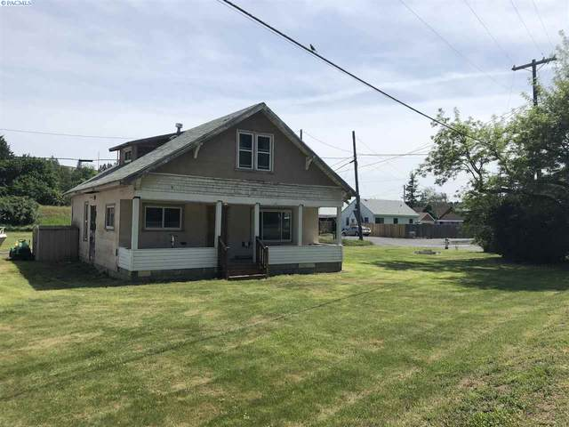 1502 N Cedar, Colfax, WA 99111 (MLS #245996) :: Community Real Estate Group