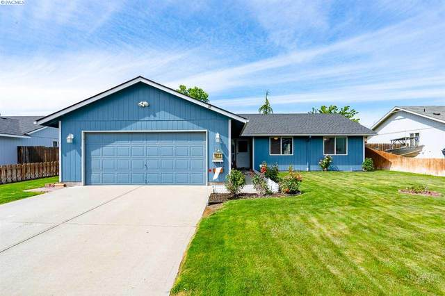 6615 Louisville Dr., Pasco, WA 99301 (MLS #246012) :: Community Real Estate Group