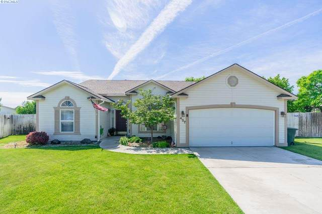 427 Tieton St, Richland, WA 99352 (MLS #246024) :: Community Real Estate Group