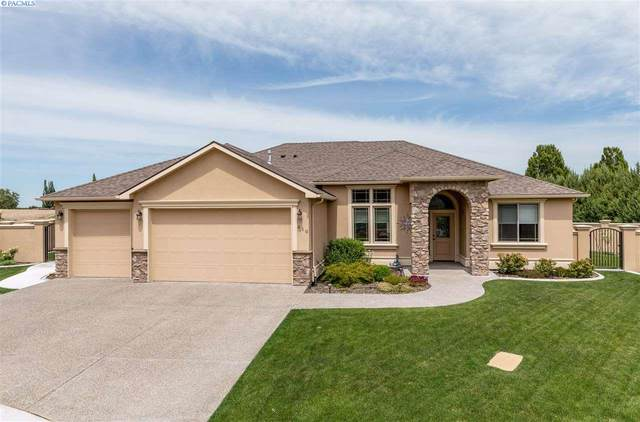 610 Chateau, Richland, WA 99352 (MLS #246025) :: Community Real Estate Group