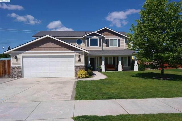 4008 Hayden Lane, Pasco, WA 99301 (MLS #246049) :: Community Real Estate Group