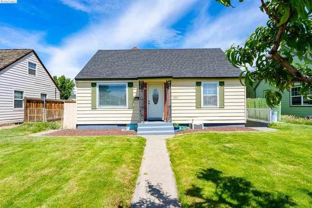 1023 W Park St., Pasco, WA 99301 (MLS #246051) :: Community Real Estate Group