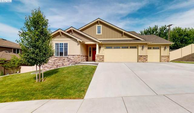 1824 Rylee Drive, Richland, WA 99352 (MLS #246057) :: Community Real Estate Group