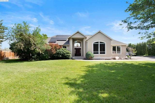 814 S Highland Drive, Kennewick, WA 99337 (MLS #246064) :: Community Real Estate Group