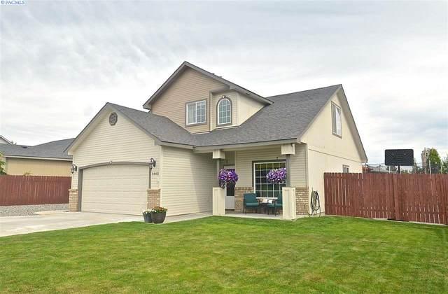 1663 Venus Circle, Richland, WA 99352 (MLS #246075) :: Community Real Estate Group