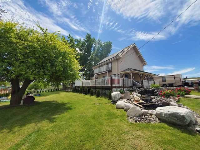 12593 Rock Lake Rd, St. John, WA 99171 (MLS #246106) :: Beasley Realty