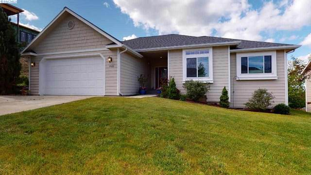 1020 SW Crestview  St., Pullman, WA 99163 (MLS #246173) :: Dallas Green Team