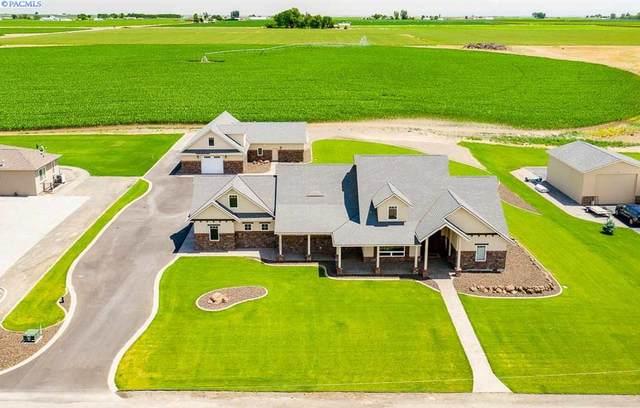 225 Mcdonald Dr., Pasco, WA 99301 (MLS #246238) :: Story Real Estate