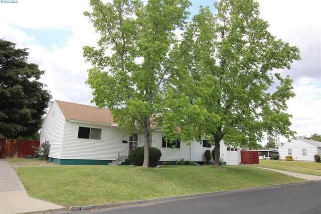 1351 Haupt Ave, Richland, WA 99354 (MLS #246355) :: Community Real Estate Group