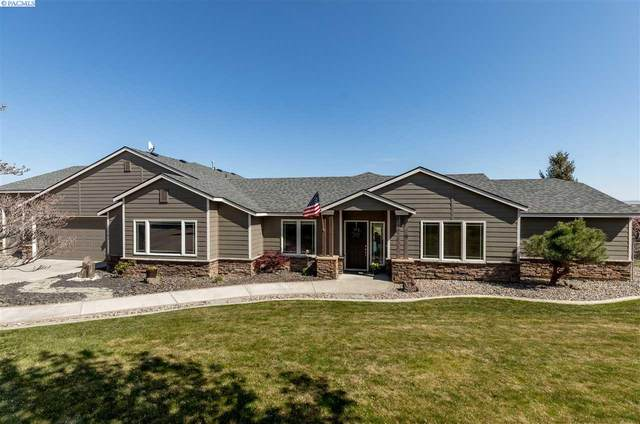 11301 S 952 PRSE, Kennewick, WA 99338 (MLS #246391) :: Story Real Estate