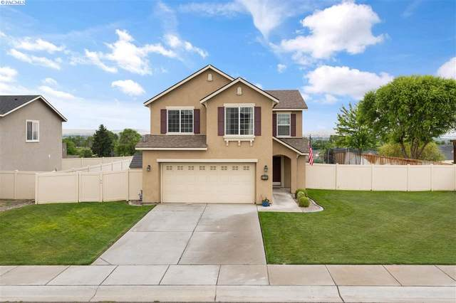 5908 Thistledown Dr., Pasco, WA 99301 (MLS #246424) :: Story Real Estate