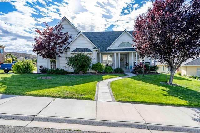 1223 Quarterhorse Trail, Prosser, WA 99350 (MLS #246449) :: Story Real Estate