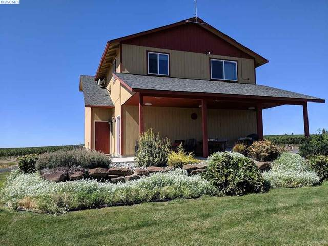 39893 W Knox Road, Benton City, WA 99330 (MLS #246506) :: Cramer Real Estate Group