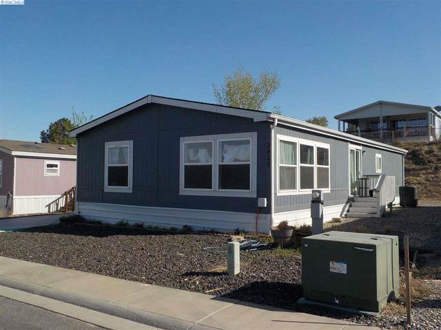 2425 City View Drive, Richland, WA 99352 (MLS #246623) :: The Phipps Team