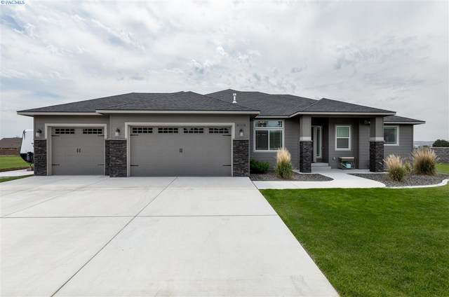8008 Bayberry Dr, Pasco, WA 99301 (MLS #246676) :: Story Real Estate