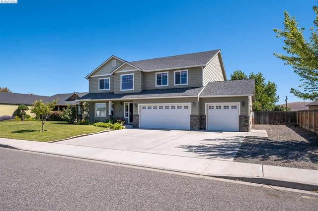 5601 Oasis St., West Richland, WA 99353 (MLS #246756) :: Story Real Estate