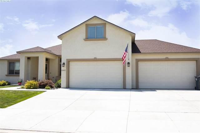 1365 Belmont Blvd, West Richland, WA 99353 (MLS #246792) :: Story Real Estate