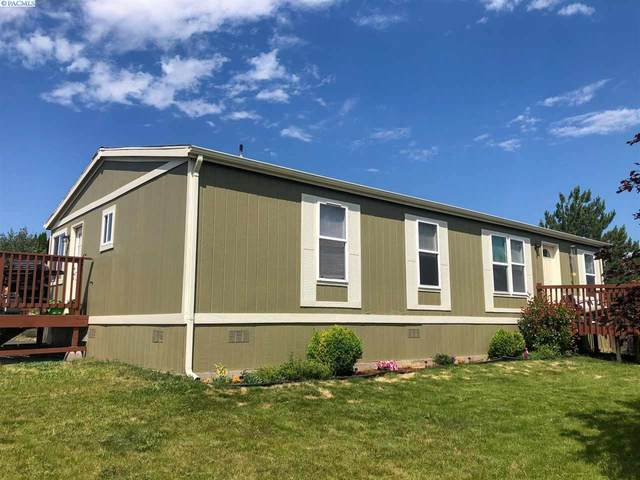 255 NW Golden Hills Dr. #2, Pullman, WA 99163 (MLS #246800) :: The Phipps Team