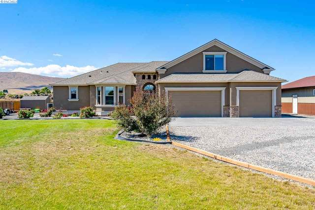 176219 Rivers Edge Rd, Prosser, WA 99350 (MLS #246817) :: The Phipps Team