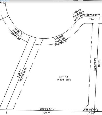 Lot 13 Laurel Ct., West Richland, WA 99353 (MLS #246834) :: The Phipps Team