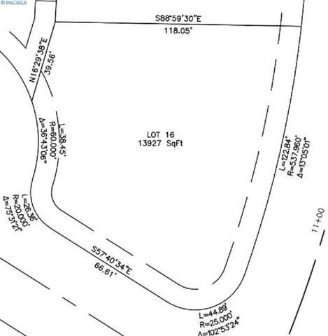 Lot 16 Melinda Ct., West Richland, WA 99353 (MLS #246835) :: The Phipps Team