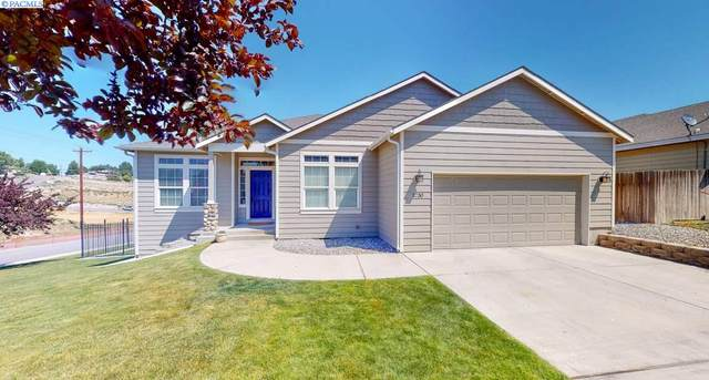 3730 Orchard Street, West Richland, WA 99353 (MLS #246844) :: The Phipps Team