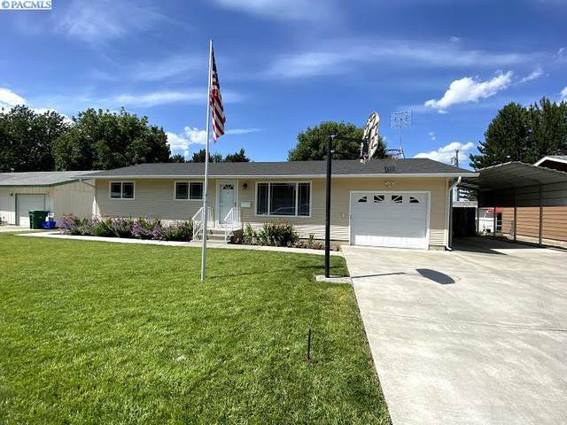510 W 19th Ave, Kennewick, WA 99337 (MLS #246855) :: The Phipps Team