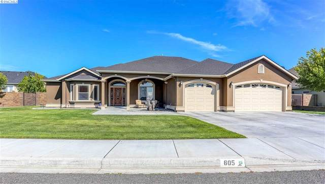 605 S Hawaii Place, Kennewick, WA 99336 (MLS #246866) :: Community Real Estate Group