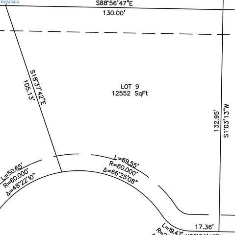 Lot 9 Laurel Ct, West Richland, WA 99353 (MLS #246885) :: Tri-Cities Life
