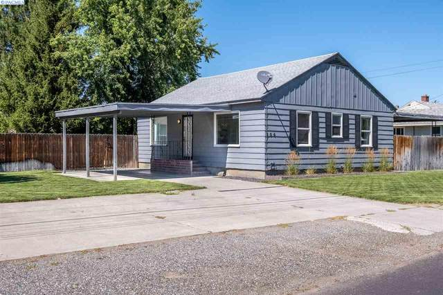 206 Davenport Street, Richland, WA 99352 (MLS #246889) :: Community Real Estate Group