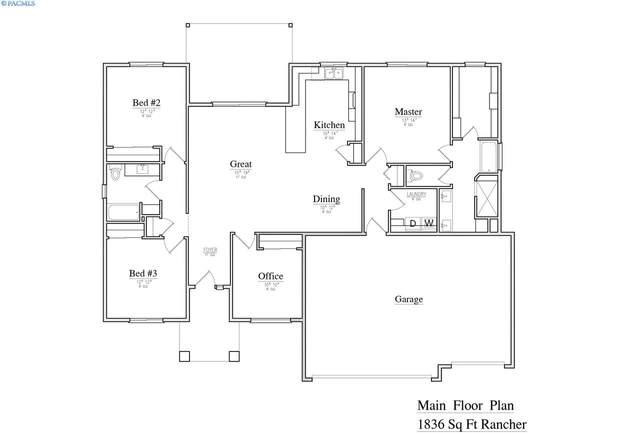 668 E 32nd Court, Kennewick, WA 99337 (MLS #246959) :: Tri-Cities Life