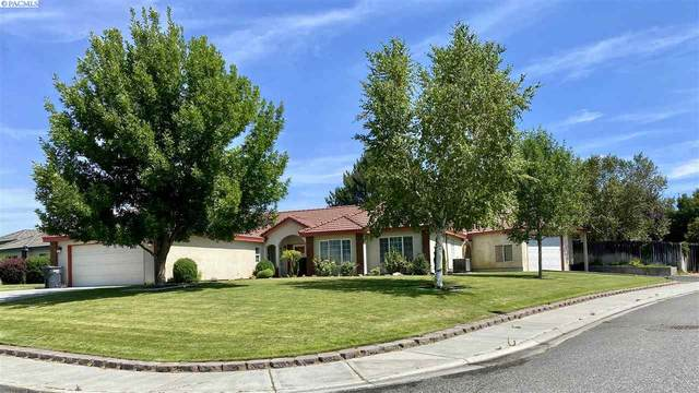 2704 Briarwood, West Richland, WA 99353 (MLS #246960) :: Community Real Estate Group