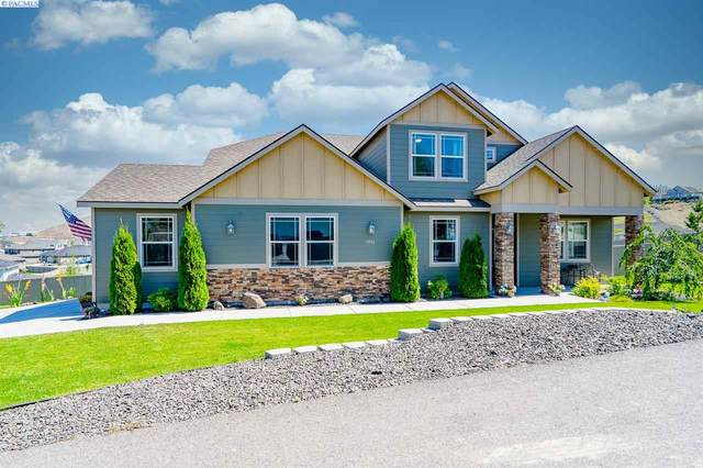 1084 Cayuse Dr, Richland, WA 99352 (MLS #246965) :: Community Real Estate Group
