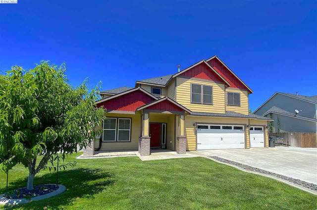 5011 Lucena Dr, Pasco, WA 99301 (MLS #246966) :: Community Real Estate Group
