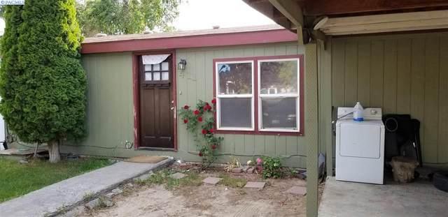 411 S Washington, Warden, WA 98857 (MLS #247072) :: Tri-Cities Life
