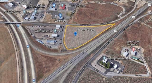 5710 Christenson Road, Kennewick, WA 99338 (MLS #247206) :: Cramer Real Estate Group