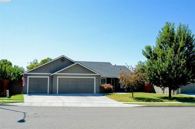 406 S Jefferson, Kennewick, WA 99336 (MLS #247278) :: Dallas Green Team
