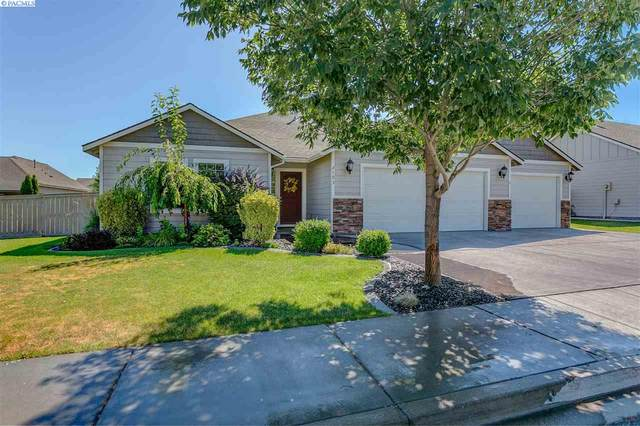 2103 S Fillmore St, Kennewick, WA 99338 (MLS #247335) :: Dallas Green Team