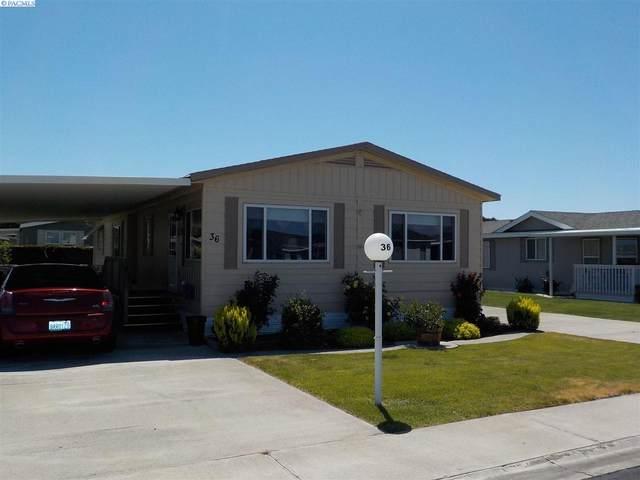 312 S Columbia Center Blvd. #36, Kennewick, WA 99336 (MLS #247336) :: Columbia Basin Home Group