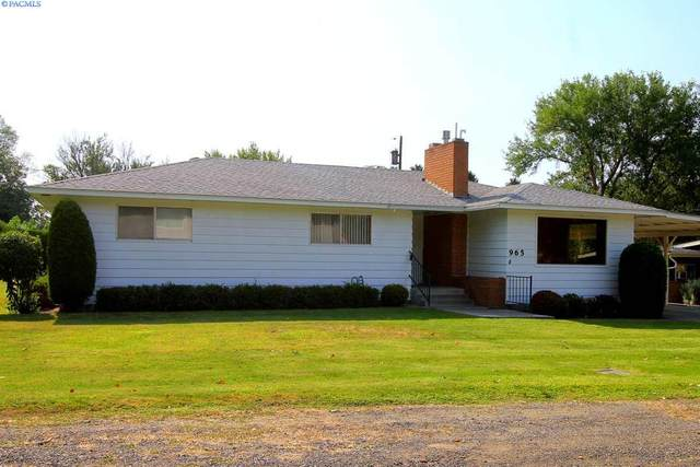 965 Campbell Dr., Prosser, WA 99350 (MLS #247383) :: Premier Solutions Realty