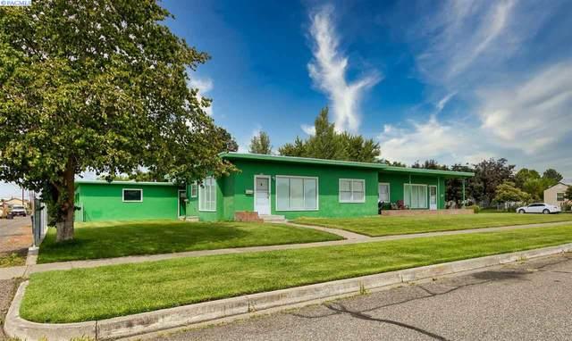 1102 W Park St, Pasco, WA 99301 (MLS #247484) :: Premier Solutions Realty